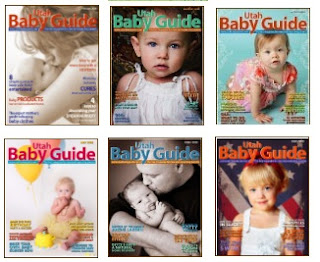 Image: free Utah Baby Guide subscription