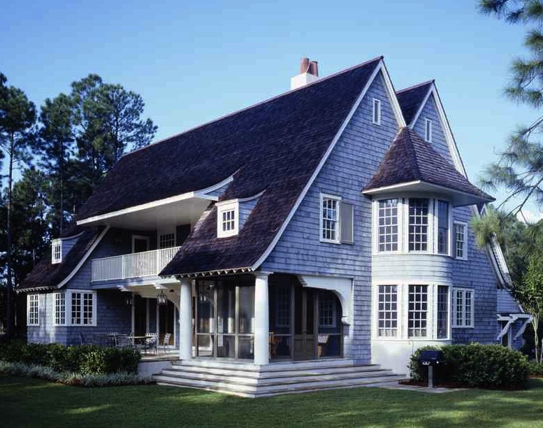 American architecture present and past beautiful my for Architectural styles of american homes