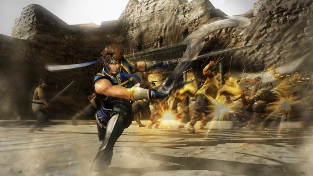 Dynasty Warriors 8 Wallpaper