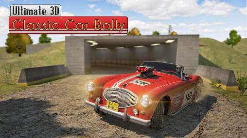 Android Ultimate 3D Classic Car Rally Apk