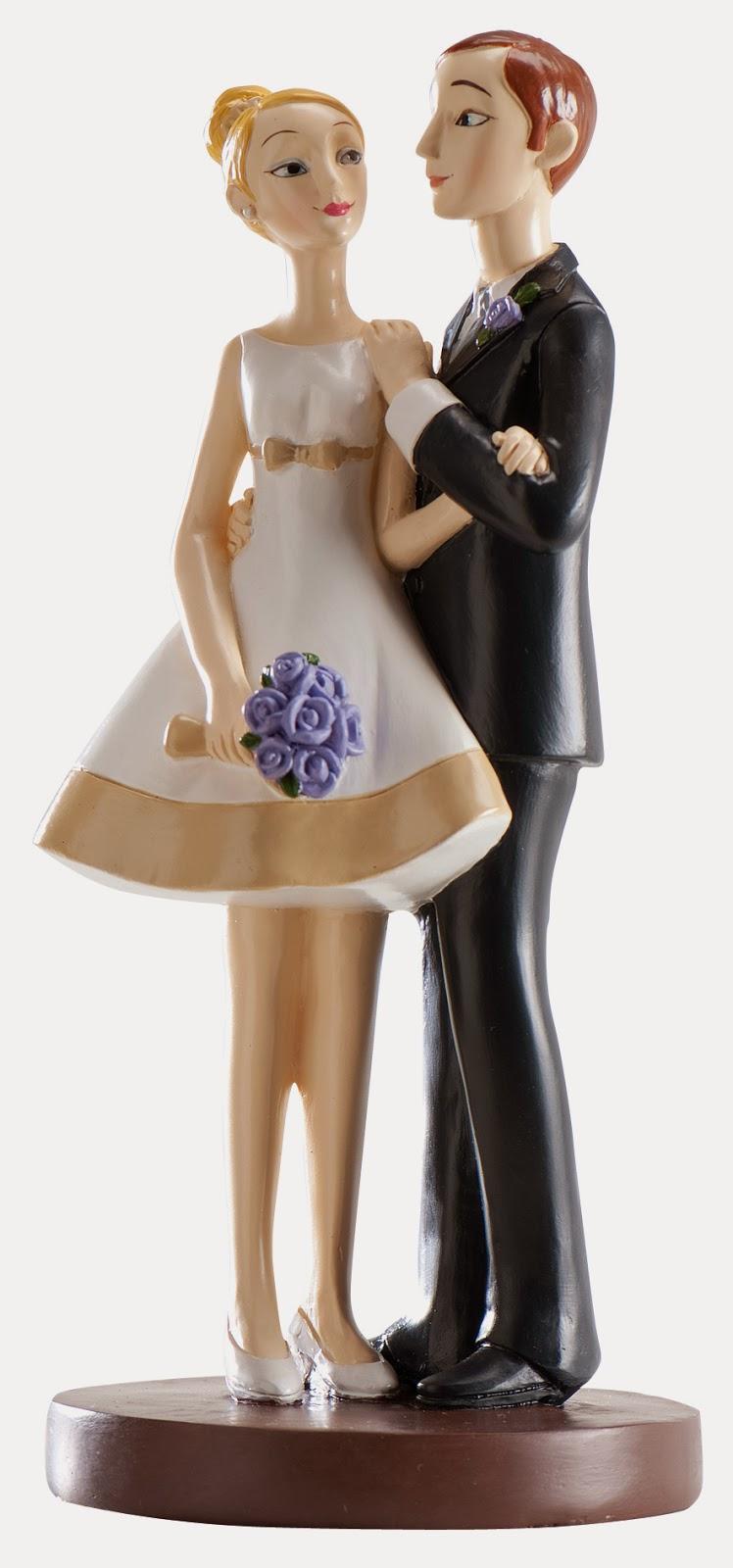 imagen figura tarta boda