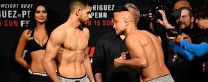 UFC: Vídeo da luta - Yair Rodríguez x BJ Penn