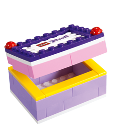 LEGO Friends Building Event - Free Lego Friends Jewelry Box