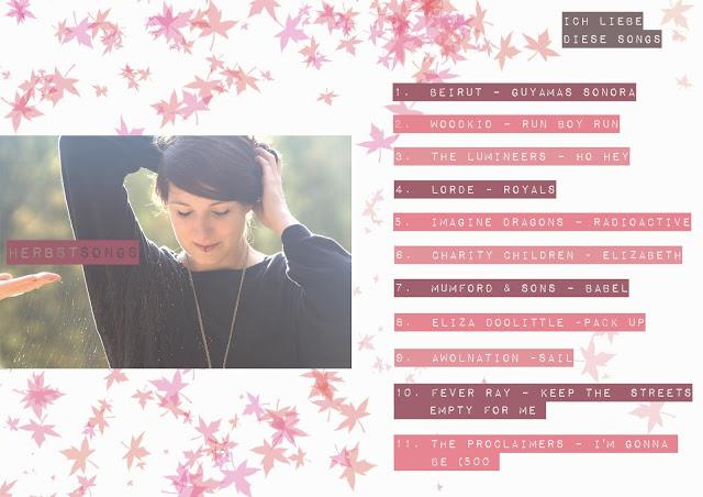 Herbstsongs, Herbst Playlist