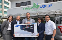 "COOPASPIRE PREMIA CON SMART TV, GANADOR PRO0MO ""AHORRA Y MONTATE"""