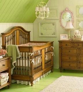 Pokój dziecka w stylu rustykalnym - aranżacje, inspiracje ...