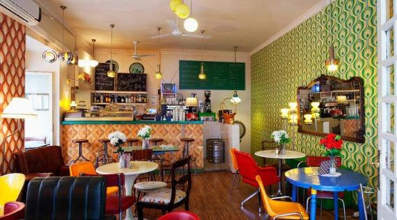 10 cafeter as para una primera cita don 39 t stop madrid for Decoracion de unas cafes