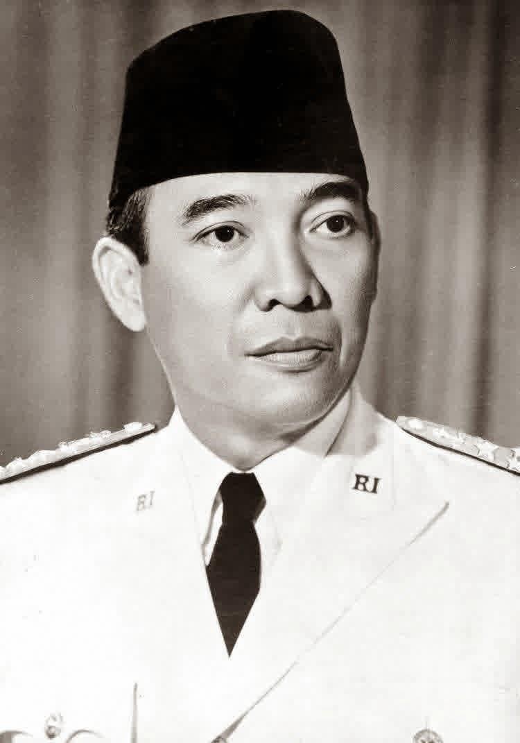 6 Juni Adalah Hari Lahir Soekarno,Presiden Pertama Indonesia