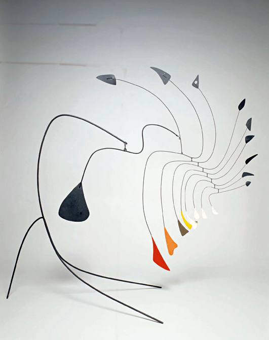 speedboys alexander calder mobile sculptures. Black Bedroom Furniture Sets. Home Design Ideas