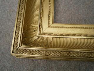 antique carved frame