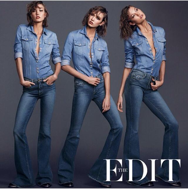 Джинс, джинсовая одежда