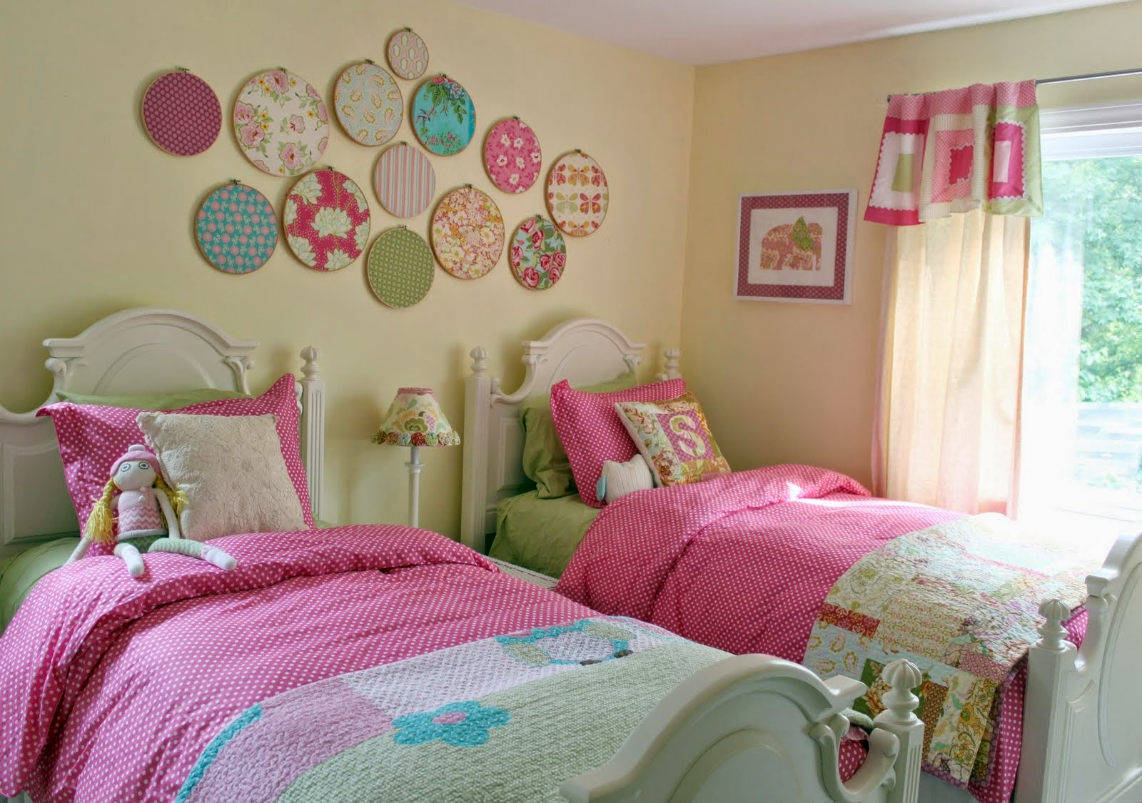 Delightful Ghosts Of Minnesota: Cute Teenage Girl Bedroom Ideas. Little Girls Room  Decor ...