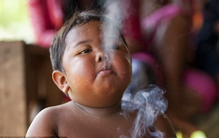 Quand Ardi fumait encore 40 clopes par jour