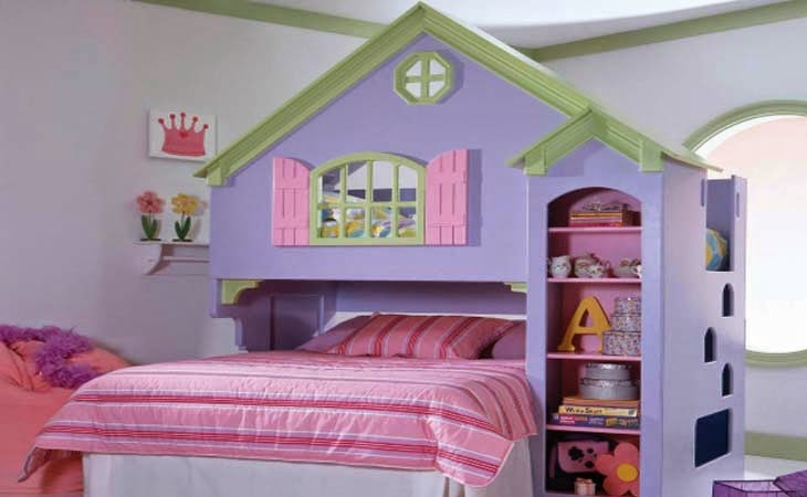 Kids Bedroom 2014 home decorating interior design ideas: kids room decorating