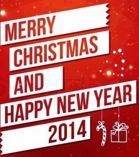 Selamat Natal & Tahun Baru