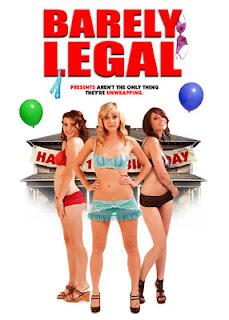 Khoả Thân Hợp Pháp - Barely Legal