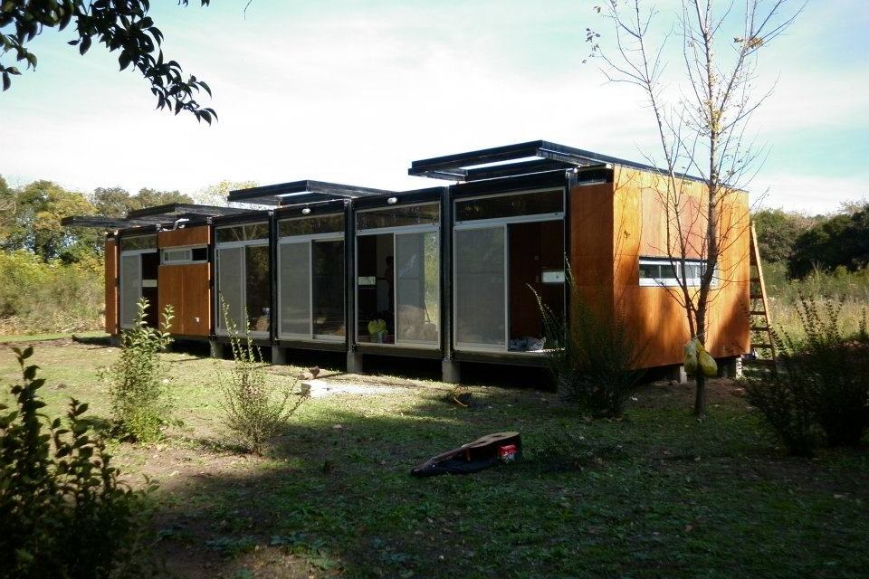 Desarrollo y defensa casas prefabricadas para proteger al - Casas prefabricadas contenedores ...
