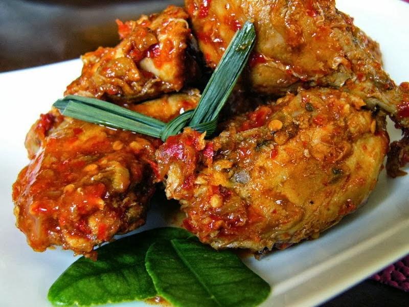 Resep Cara Membuat Ayam Bumbu Bali Enak Mudah