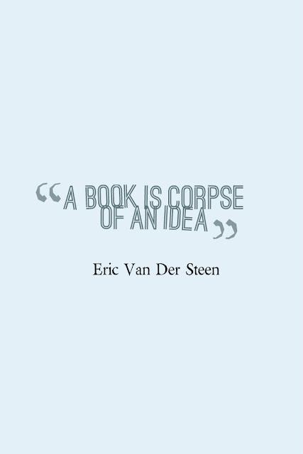kata mutiara tentang buku dan ide dalam bahasa inggris