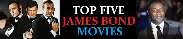 David Oyelowo, James Bond