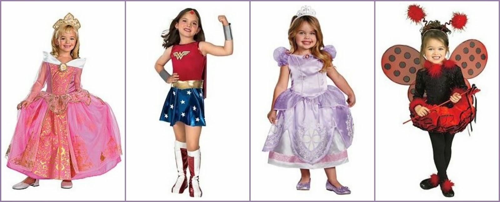 Dress up for girl - Girls Costumes