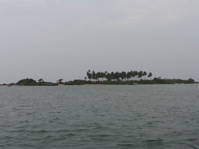 St.Mary's Island, Malpe