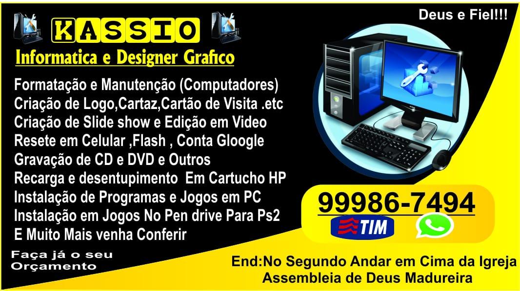Kassio Informatica e Designer