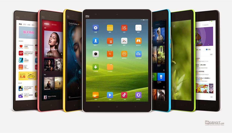 Harga dan Spesifikasi Xiaomi Mipad