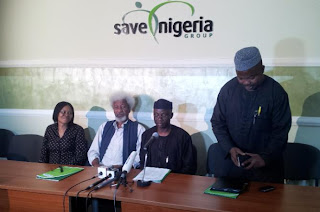 KLEPTOCRACY UNLIMITED By Save Nigeria Group