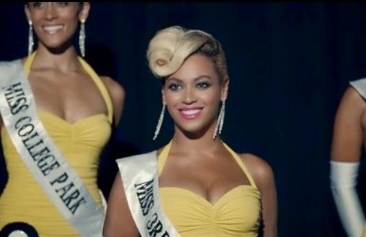 "Assista Beyoncé com Miss em ""Pretty Hurts"""