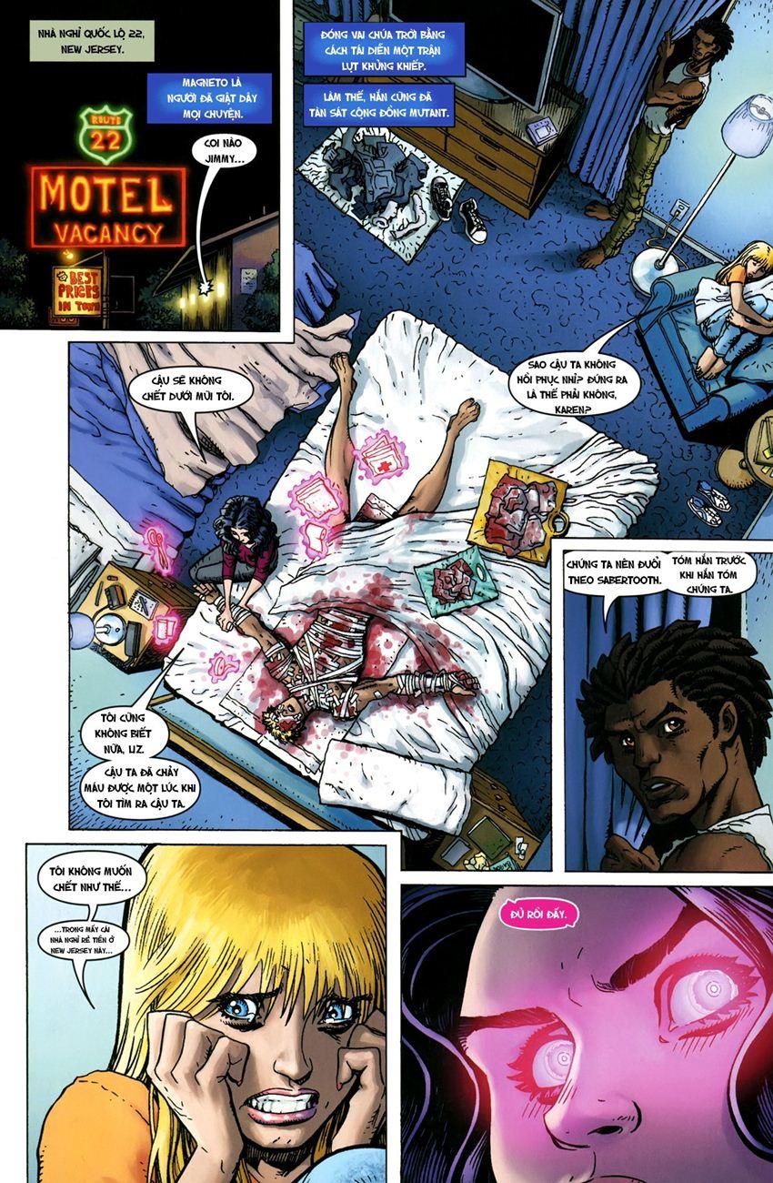 TruyenHay.Com - Ảnh 7 - Ultimate Comics X Chap 5