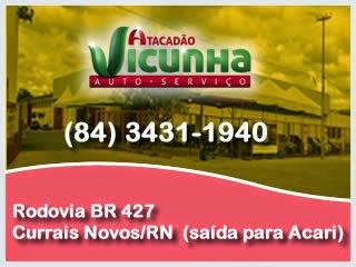 ATACADÃO VICUNHA