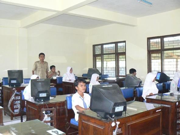 Uji Kompetensi Siswa SMK 2012