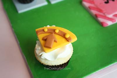 cute candycrush cupcakes thecakinggirl