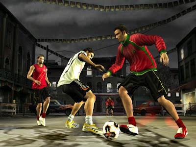 Fifa Street 2 Screenshots