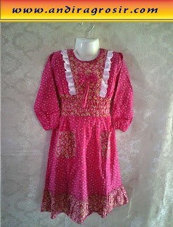 Dress Muslim+jilbab 1-3