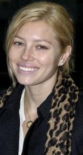 Jessica Biel Sin Maquillaje Y Con