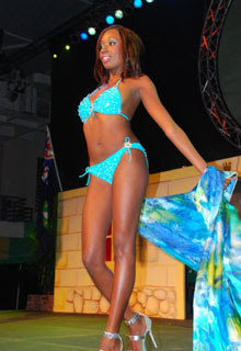 miss universe British Virgin Islands 2012