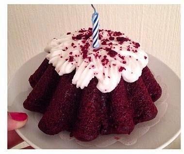 Craving: Red Velvet Cake