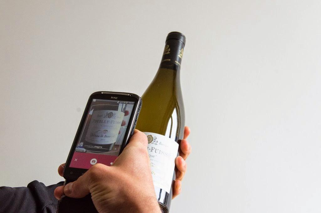 Vivino - application vins