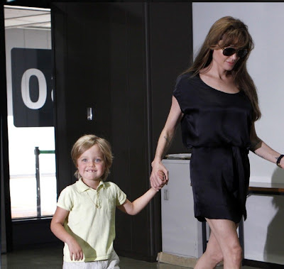 shiloh angelina jolie turns 6