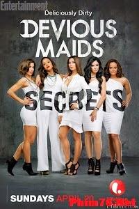 Những Cô Hầu Gái Kiều Mỹ 2 - Devious Maids Season 2