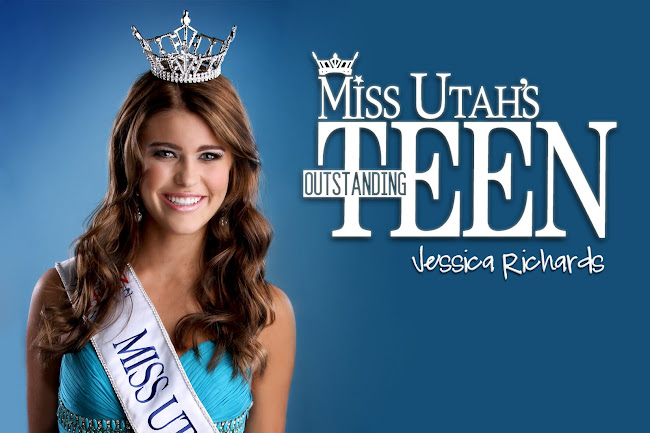 Miss Utah's Outstanding Teen