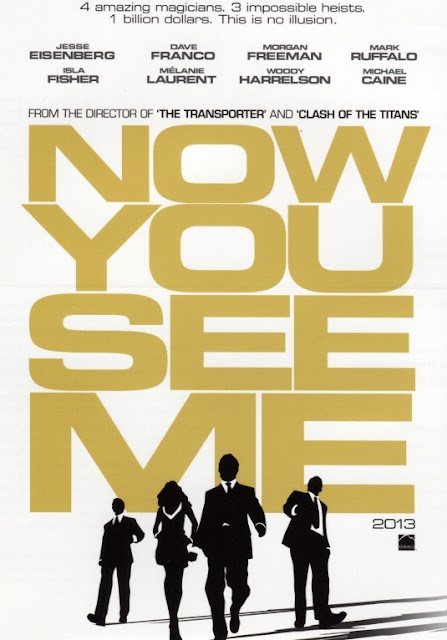 Póster Now you see me