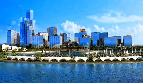 """China anticipates """"fitting"""" determination of Port City venture"""