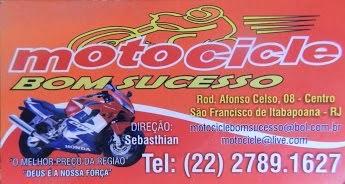 MOTO-CICLE BOM SUCESSO