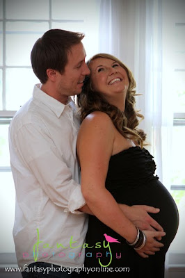 Winston Salem Maternity Photographer - Fantasy Photography, LLC
