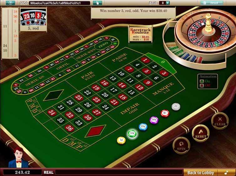 Интернет казино — играть на реальные деньги в казино