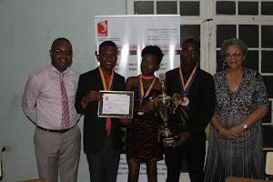 Camp d'été 2017 de débat à Jacmel