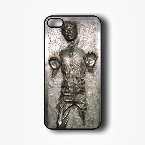 Carcasa de móvil, Han Solo en carbonita